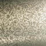 EMP03_ цветочный орнамент Серебро